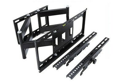 "Articulating Full Wall Mount 15°Tilt For 42""47""50""55""60""65"""