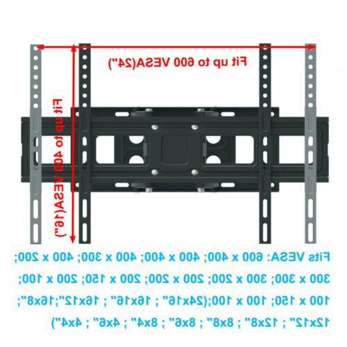 Articulating Wall Mount For 42 50 55 60 65 70""