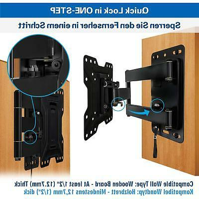 Mounting Lockable Mount for Inch Flat Screen