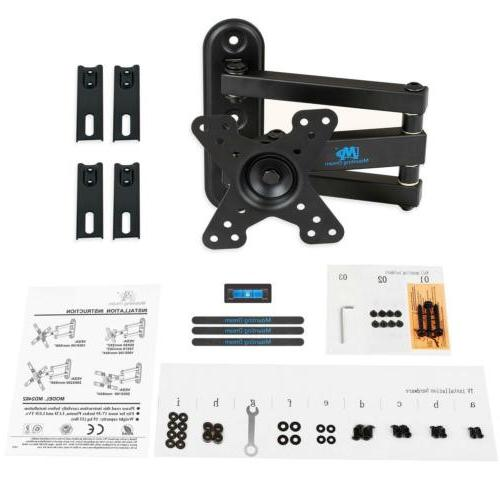 Mounting Full Motion TV Mount Bracket with Design