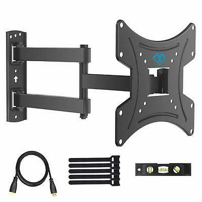 PERLESMITH Full Wall for 13-42 TVs with Swivel