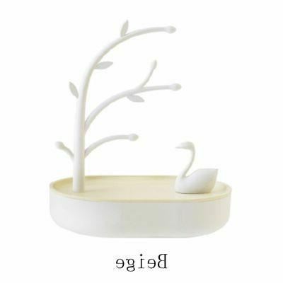 Jewelry Deer Tree Stand Display Earring Holder Show