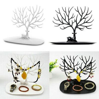 Jewelry Ring Stand Holder Show