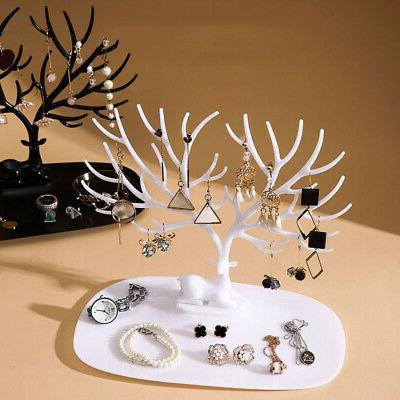 Jewelry Ring Stand Holder Rack