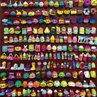 LOT OF RANDOM 100 PCS SHOPKINS SEASON 1 2 3 4 5 6 7 8 KIDS T