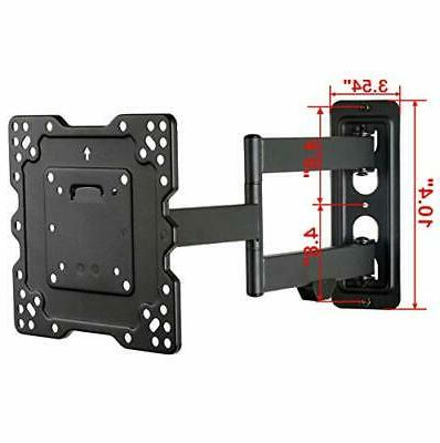 VideoSecu Wall Mount kit with Magnetic Finder and HDMI