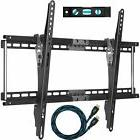 Cheetah Mounts TV Wall Mount for 20-75-Inch TVs Bundle