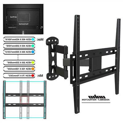FULL MOTION TV WALL MOUNT CURVED TVS 32 37 40 42 46 50