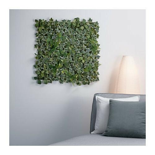 NEW WALL MOUNTED GREEN LILAC/
