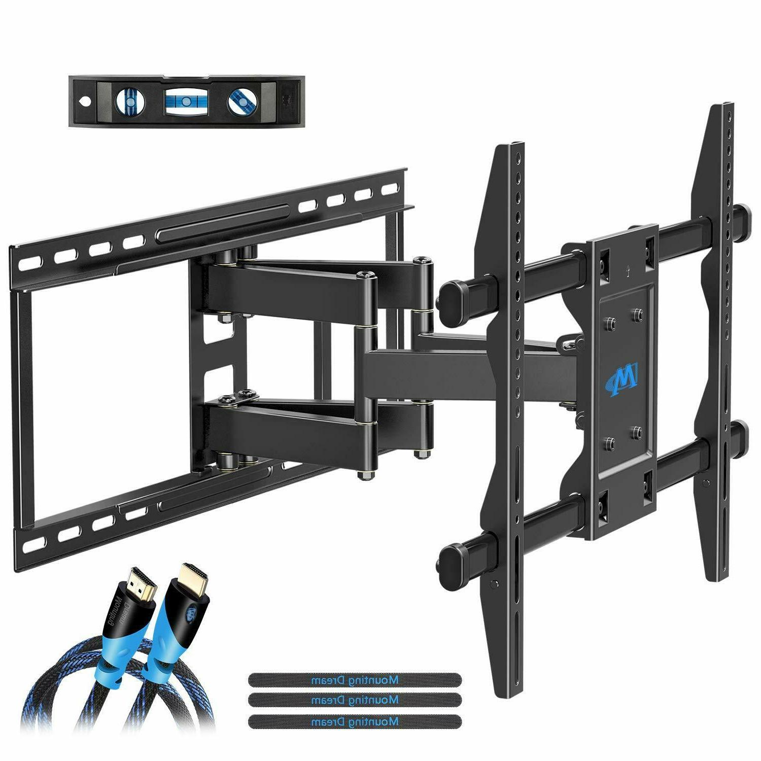 premium full motion tv wall mount model