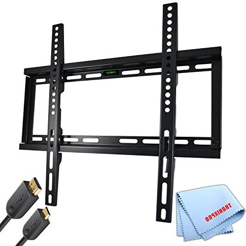 profile flat tv wall mount