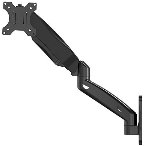 single monitor wall mount gas