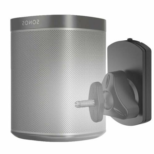 WALI Speaker Mount Brackets SONOS Play 1and Multiple Hold