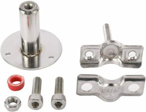 Stainless Steel Ceiling Mount 2 Pack 19mm