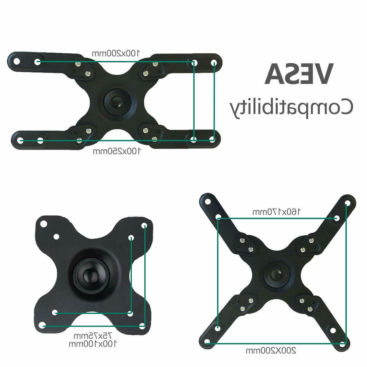 WALI Wall Articulating LCD 13-39 Mount