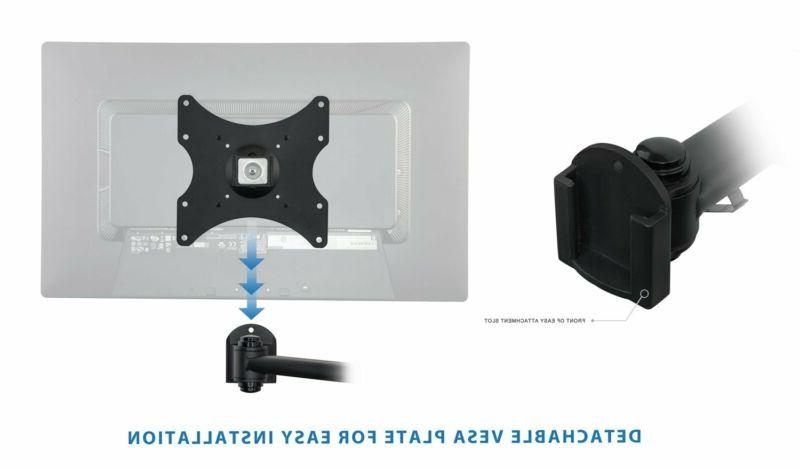 "Lcd Bracket Swing Out 13"" To Rv N Tilt Flat New"