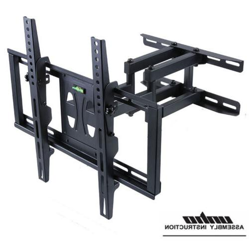 Cantilever Strong Two Arm TV Wall Mount Bracket 32 40 42 46