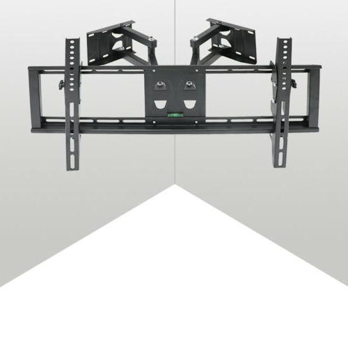 Universal TV Wall Mount, Full Motion, Swivel Arm, Fixed For