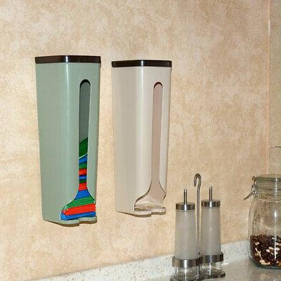 Useful Kitchen Wall Grocery Holder Storage