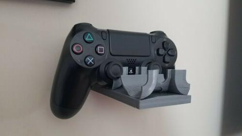wall mount for ps4 controllers free shipping