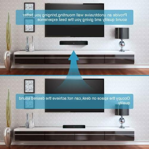 Wall for WB-120 SoundTouch Solo 5 Soundbar CineMate Speaker