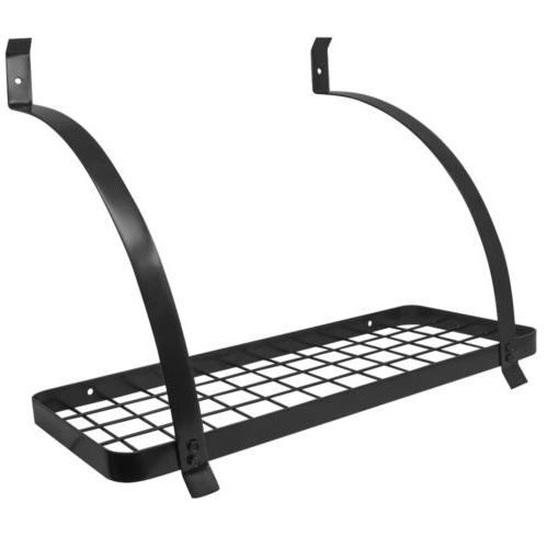 Wall Kitchen Pan Rack Cookware