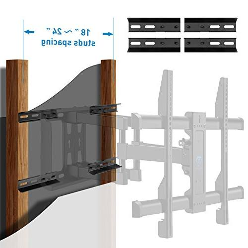 18-24 Inch Stud Extension 16 Inch of TV Motion Wall Loading 132 LBS, Solid Extender