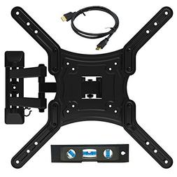 Bluestone Full Motion Articulating TV Wall Mount for 23-55 I