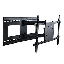 Full Motion TV Wall Mount with 28 inch Extension, Fits 37 to