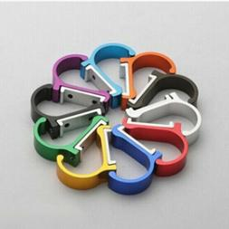 Multi-color Wall Mount Clothes Hook Hanger for Hat Coat Door