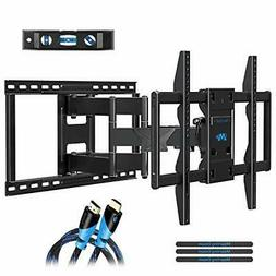 premium full motion tv wall mount bracket