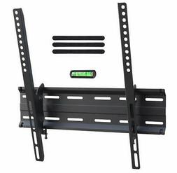 Slim Lcd Led Plasma Flat Tilt Tv Wall Mount Bracket 30 32 37