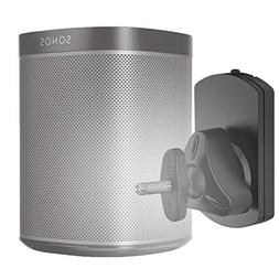 WALI SONOS Speaker Wall Mount Brackets for SONOS Play 1 and
