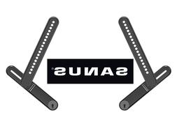 Sanus Soundbar Mount for Most Soundbars up to 15 lbs SOA-SBM