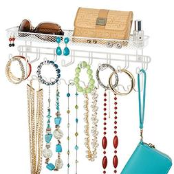 NEW Fashion Jewelry Stand Rack Holder Organizer Earring Neck