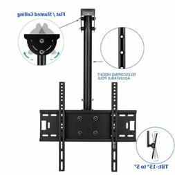 Swivel Tilt Ceiling TV Wall Mount LED LCD 24 30 36 37 40 42
