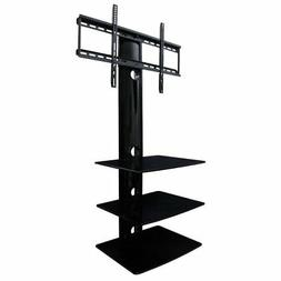 Aeon Stands and Mounts Swiveling TV Wall Mount with Three Sh