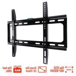 "Fixed Slim TV Wall Mount Bracket For 25""-55"" Inch Flat Scree"