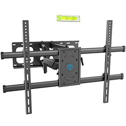 PERLESMITH TV Wall Mount Bracket Full Motion, Tilts, Swivels