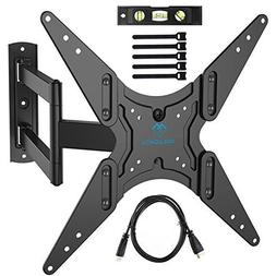 "PERLESMITH TV Wall Mount for 23-60""TVs with Swivel Extends"