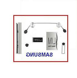 Ultra Slim LED Wall Mount -Samsung WMN1000B Style Mount