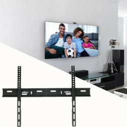 """Ultra Slim TV Wall Mount Flat Bracket for 26""""-72"""" Up to 600"""