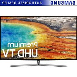 "Samsung UN65MU9000FXZA 65"" 4K Ultra HD Smart LED TV"