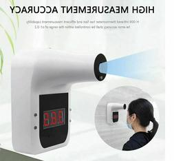wall mount digital infrared thermometer automatic non