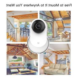 For Yi Home 360 Degree Rotation Home Camera Wall Mount Brack